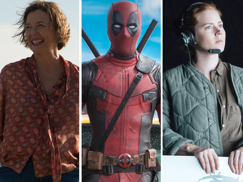Oscar Snubs for Annette Bening, Amy Adams Dominate Post-Nominations Chatter