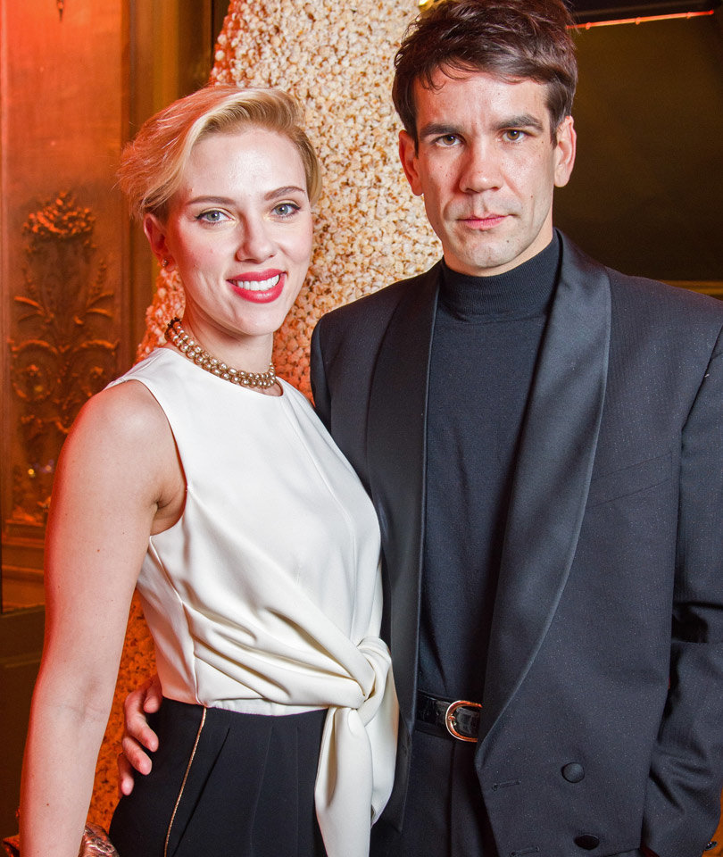 It's Over! Scarlett Johansson & Husband Romain Dauriac Split