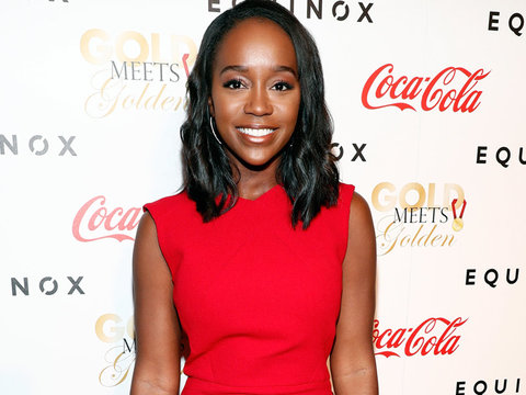 'How To Get Away With Murder' Star Aja Naomi King Stuns on Cover of VF Hollywood Issue