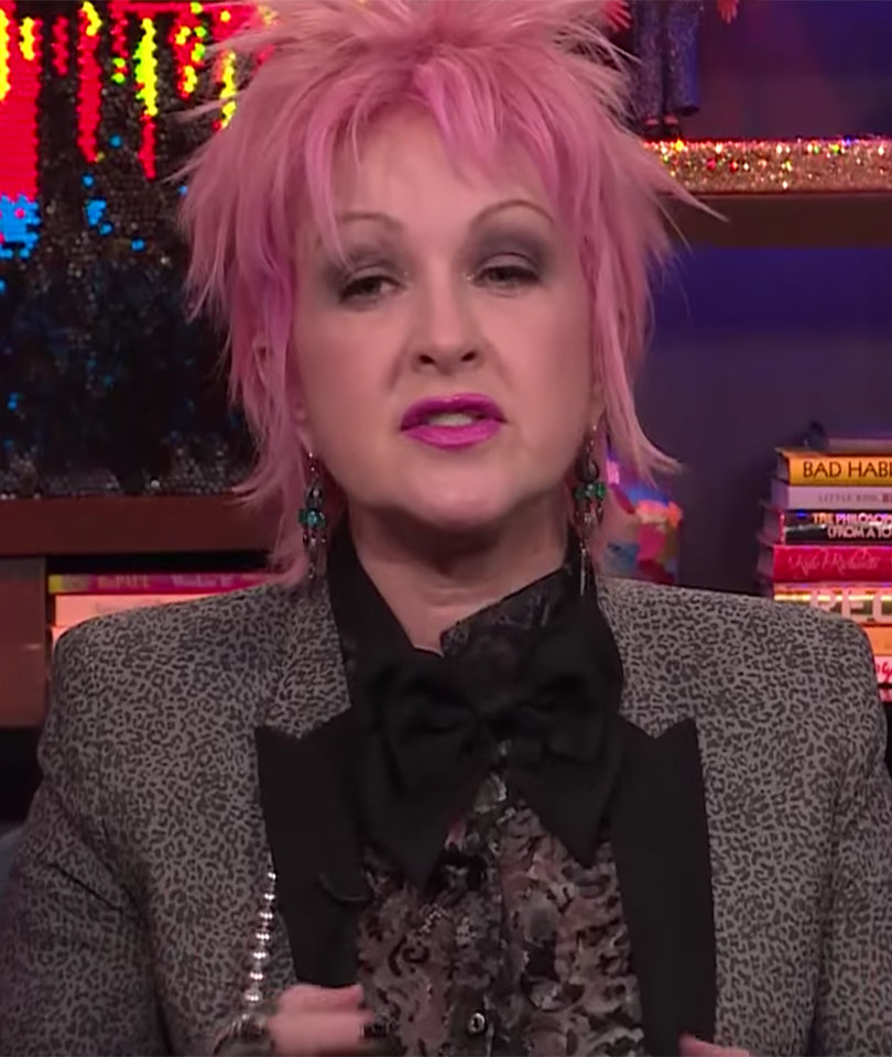 Cyndi Lauper Rips Madonna's Women's March Speech -- Throwing Us Back to Their…