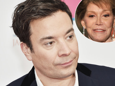 See Jimmy Fallon Tribute to TV Legend Late Mary Tyler Moore (Video)