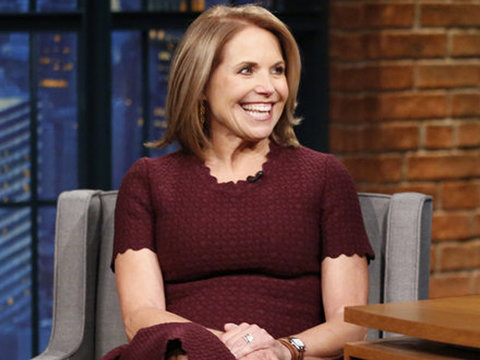 Katie Couric Doesn't Think Trump Is 'That Internet Savvy Except for His Twitter Feed'…