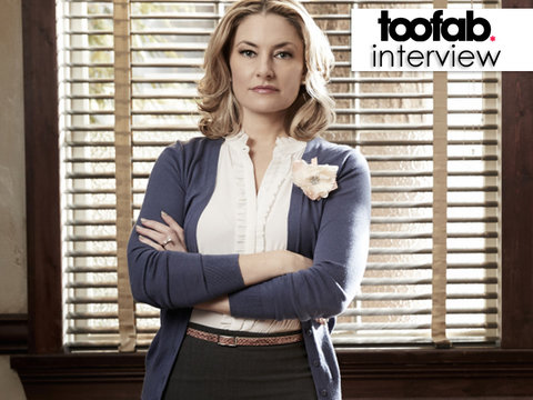 Madchen Amick on 'Riverdale' Similiarities to 'Twin Peaks,' 'Gossip Girl' -- And Being…