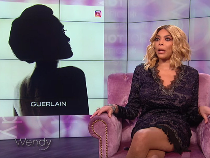Wendy Williams Doesn't Want to Smell Like 'Half-Hated' Angelina Jolie (Video)