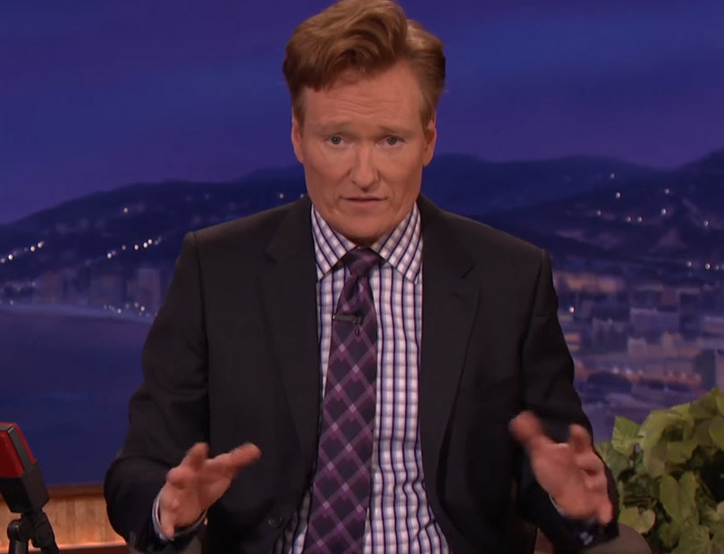 How Conan O'Brien Is Helping Mexico Amid Trump's Wall Plan (Video)