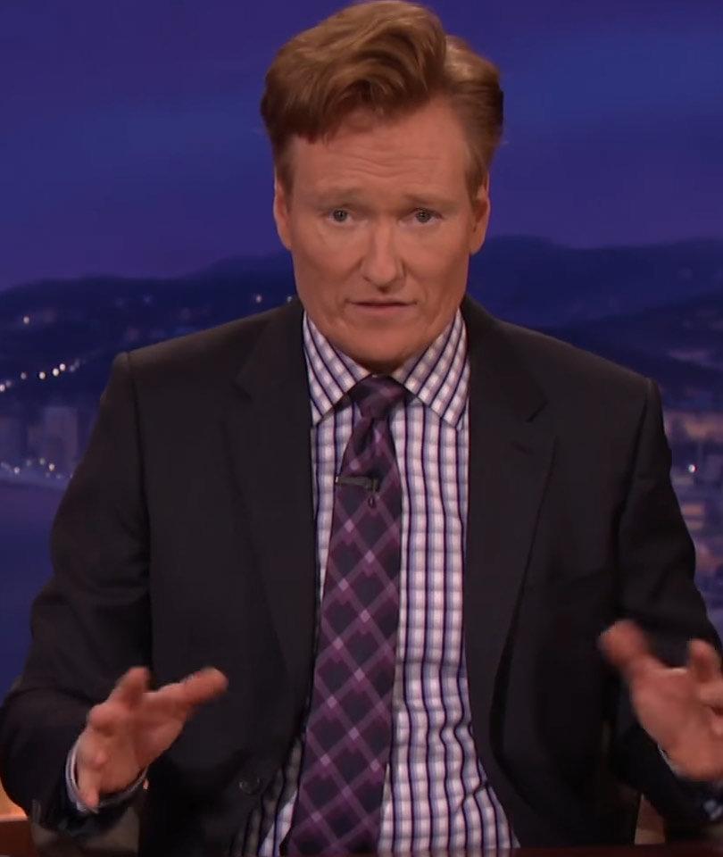 How Conan O'Brien Is Helping Mexico Amid Trump's Wall Plan
