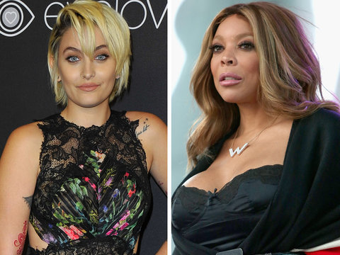 Paris Jackson vs. Wendy Williams