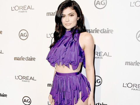 Kylie Jenner Flaunts Bare Ass in New Photo ... And It's Already Been Made Into a T-Shirt…