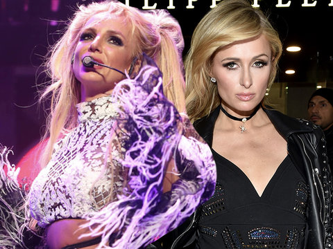 Paris Hilton Shares Epic Throwback Featuring Britney Spears: They Look So Different!…