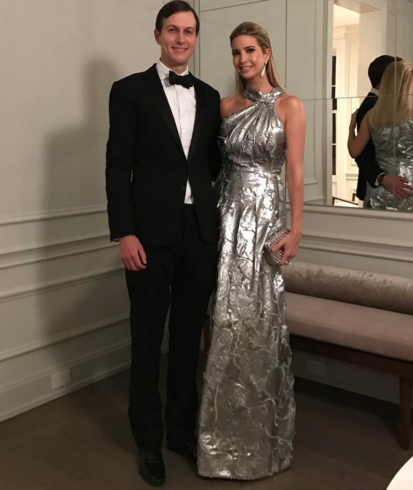 Ivanka Trump Slammed for 'Tone-Deaf' Date Night Post Amid Muslim Ban Protests