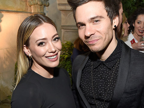 Inside SAG Award Pre-Parties: Hilary Duff Goes Public with New BF and More (Photos)