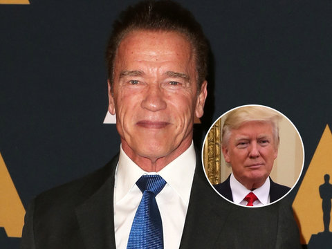 Arnold Schwarzenegger Says Trump's Immigration Ban Is 'Crazy' and Makes U.S. 'Look Stupid'