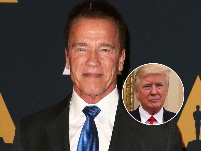 Arnold Schwarzenegger Says Trump's Immigration Ban Is 'Crazy' and Makes U.S.…
