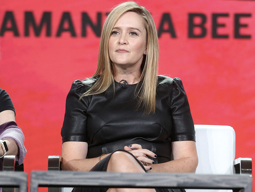 Samantha Bee Plans to Roast President Trump at Alternative W.H. Correspondents…