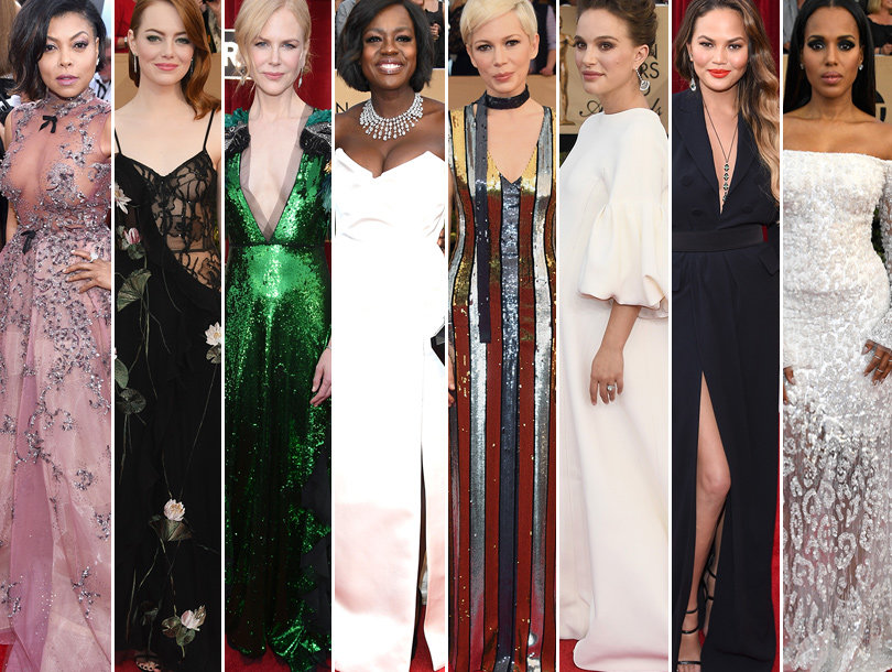 5 Buzziest SAG Awards Moments -- And Complete Winners List
