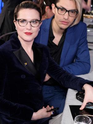 'Westworld' Star Evan Rachel Wood Engaged to Bandmate Zach Villa -- See the Ring (Photo)