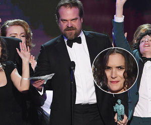 The Story Behind 'Stranger Things' Acceptance Speech at SAG Awards (Video)