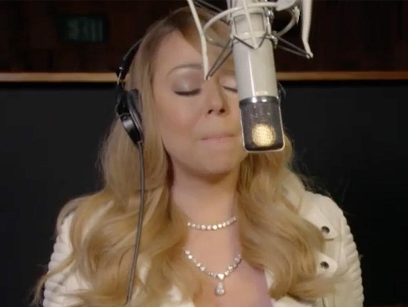 Mariah Carey Records New Breakup Anthem After James Packer Split (Video)