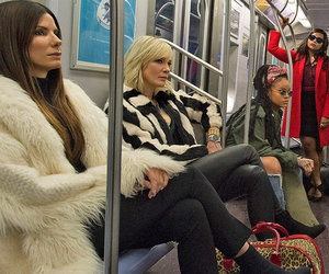 'Ocean's 8' First Look: Sandra Bullock, Cate Blanchett, Rihanna, Anne Hathaway and Cast…