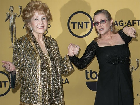 SAG Awards 'In Memoriam' Tribute: See Carrie Fisher, Alan Thicke, Mary Tyler Moore…