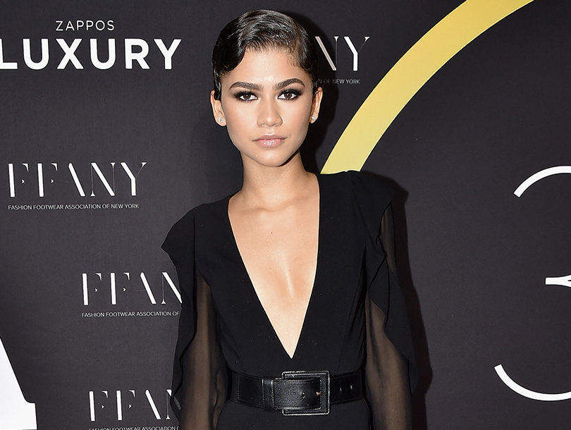 Zendaya Offers Fan a Modeling Contract