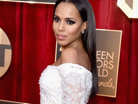 Kerry Washington Celebrates Her 40th Birthday in the Most Epic Way