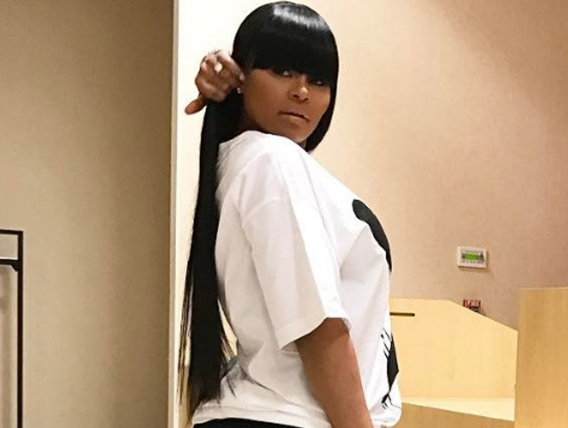 Blac Chyna Posts Family Portrait with Dream and King Cairo -- But Where's Rob?…