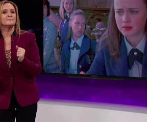 Samantha Bee Thinks Trump's Antics Are Like an Episode of 'Gilmore Girls'…