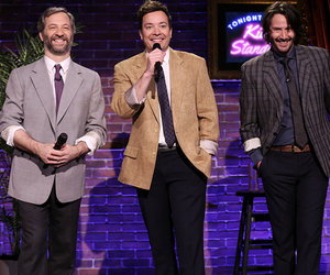 Judd Apatow, Slut-Shaming, Keanu Reeves and Stand-Up Comedy Collide!