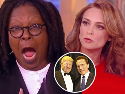 'The View' Explodes Over Trump's Latest Gaffe and War