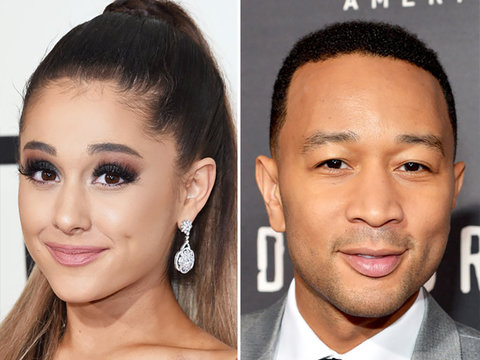 Disney Fans Split on Ariana Grande and John Legend's 'Beauty and the Beast' Cover (Audio)
