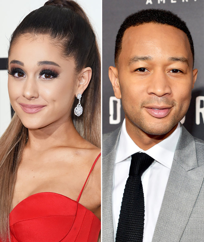 Disney Fans Split on Ariana Grande and John Legend's 'Beauty and the Beast'…