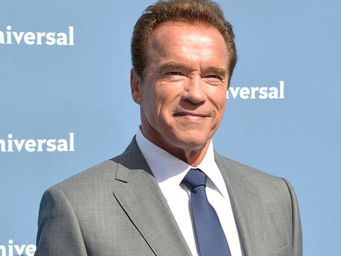 Arnold Schwarzenegger Thinks Donald Trump Is a 'Skunk' And Wanted to Smash His Face Over…