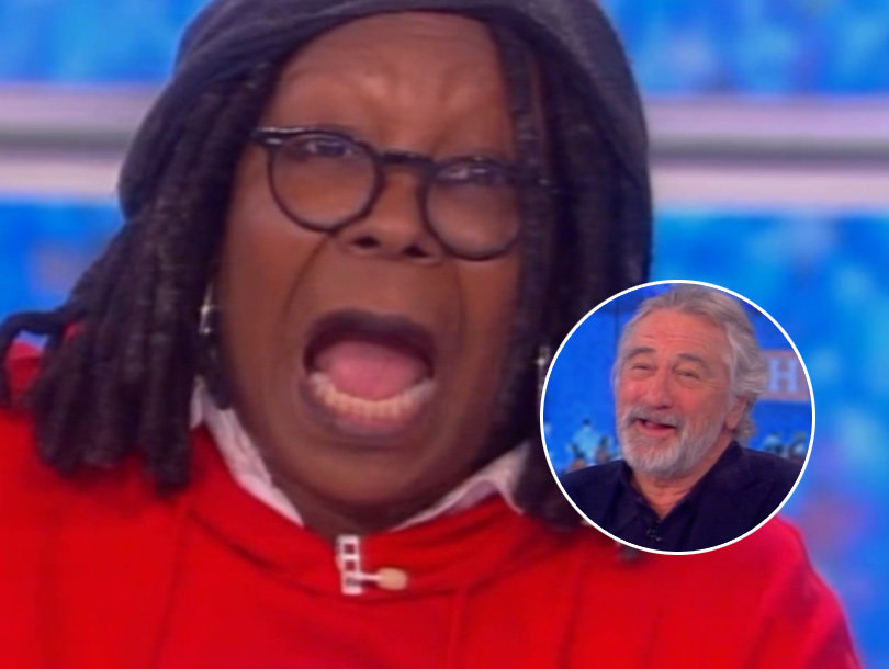 Whoopi Goldberg and Robert De Niro Use Dash of Obama to Bash Steve Bannon,…