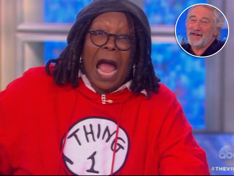 Whoopi Goldberg and Robert De Niro Use Dash of Obama to Bash Steve Bannon, Donald Trump In 'View' Takedown
