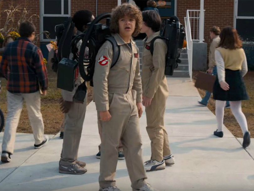 The Only Thing Better Than 'Stranger Things 2' Trailer Is the Kids Reaction to It (Video)