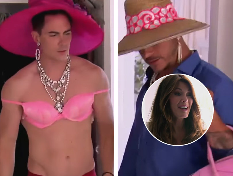 What to Expect on 'Vanderpump Rules' When Jax and Tom Raid Lisa's Closet: Boys…