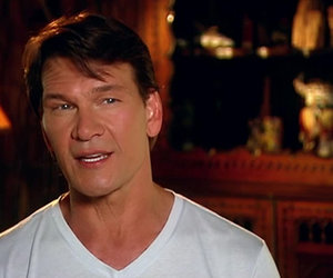 Patrick Swayze Reflects on 'Dirty Dancing'