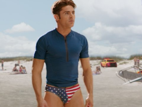 'Baywatch' Big Game Spot