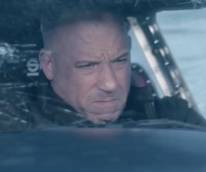'The Fate of the Furious' Big Game Spot