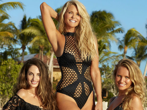 Christie Brinkley, 63, Returns to Sports Illustrated Swimsuit Issue with Her Daughters…