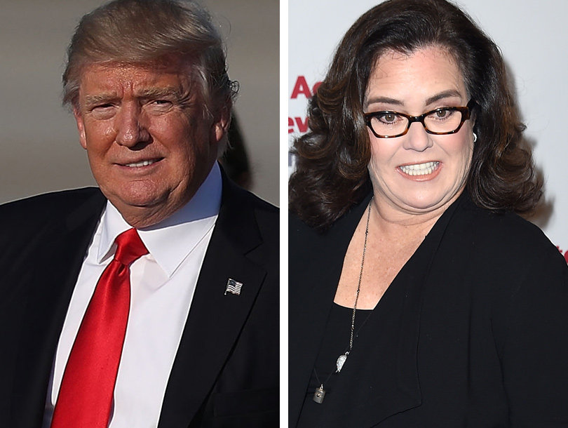 Rosie vs. Trump: Round 1,234? Comedienne Offers to Play Steve Bannon on 'SNL'…