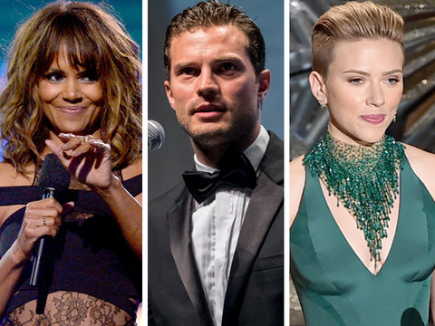Halle Berry, Jamie Dornan and More Added as Oscar 2017 Presenters (Photos)