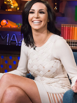 What 'Vanderpump Rules' Scheana Marie Thought of Brandi Glanville's 'WWHL' Interview (Video)