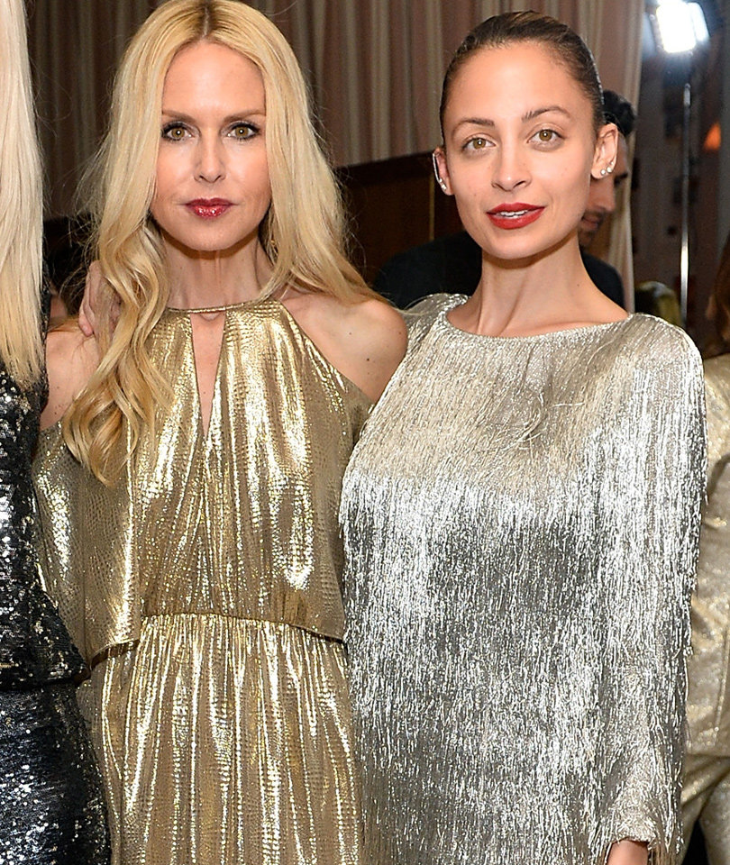 Rachel Zoe's Celebrity Friends Support New Capsule Collection Launch In L.A.…