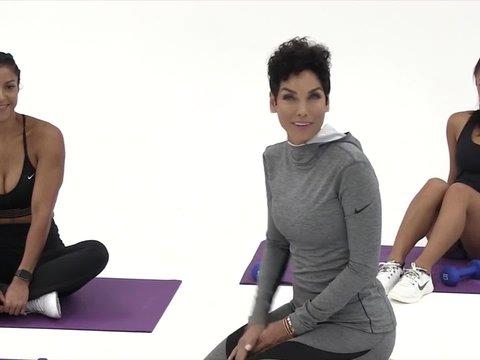 Nicole Murphy Announces Her Fitness App