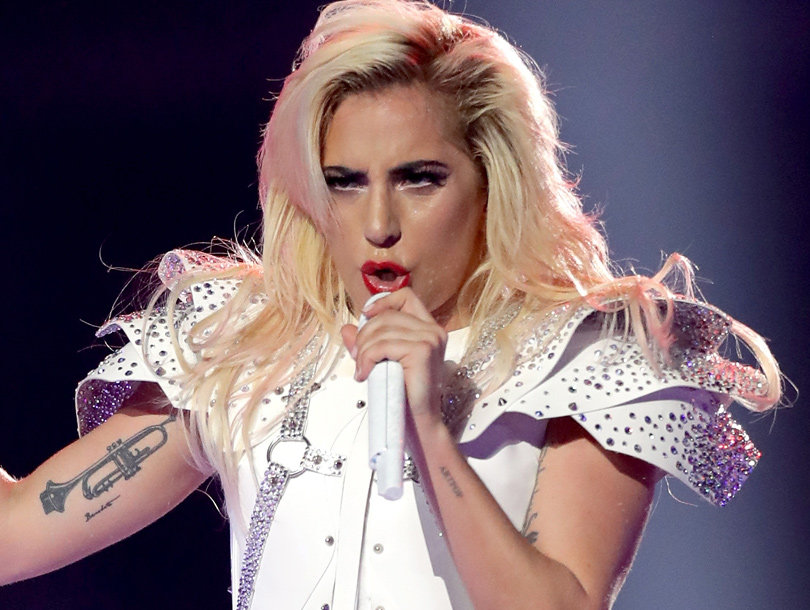 Lady Gaga Fires Back at Super Bowl Body Shamers