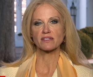 Did Kellyanne Conway Throw Trump Under the Bus?