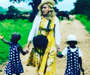 It's Official: Madge Is a Mom Again!