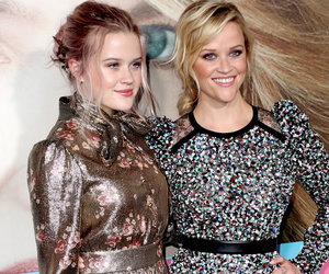 'Big Little Lies' Premiere: Reese Witherspoon Attends with Look-Alike Daughter…